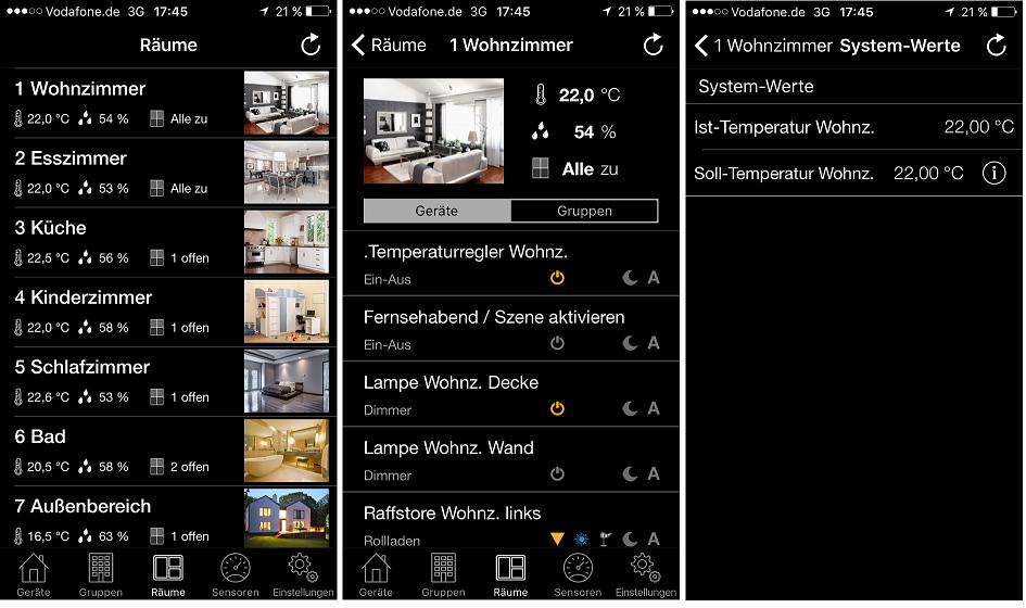 einzelraumregelung. Black Bedroom Furniture Sets. Home Design Ideas